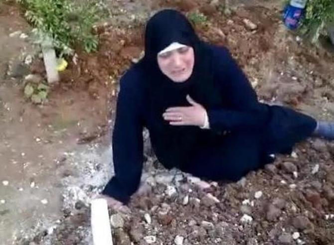 Halepten Çatışma Görüntüleri 31