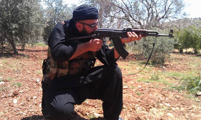 Şehid Metin Ekincinin Halepten Fotoğrafları  2
