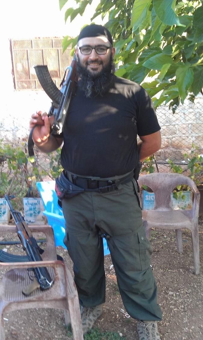 Şehid Metin Ekincinin Halepten Fotoğrafları  5