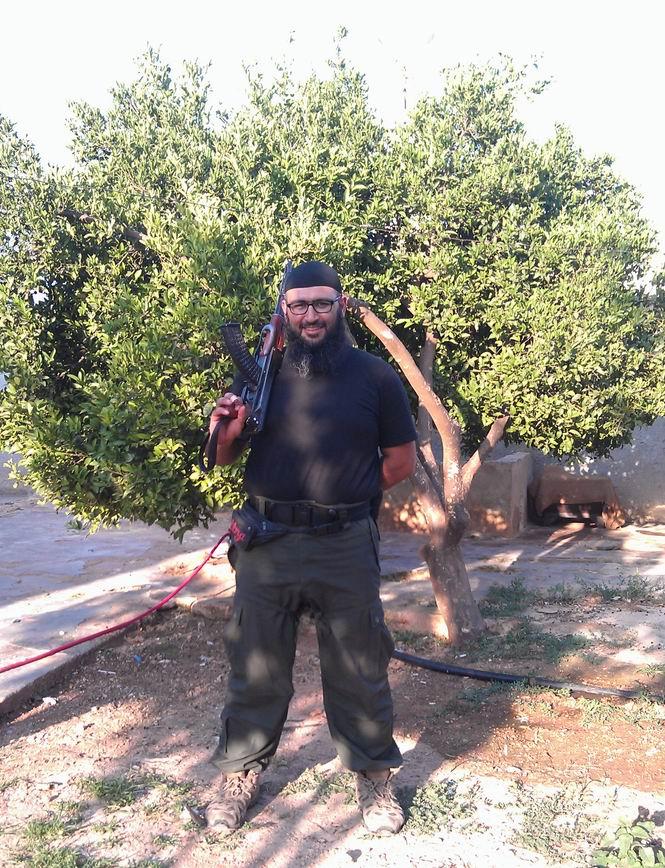Şehid Metin Ekincinin Halepten Fotoğrafları  6