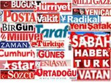 Gazete Manşetleri - 25 Ağustos Cumartesi 1