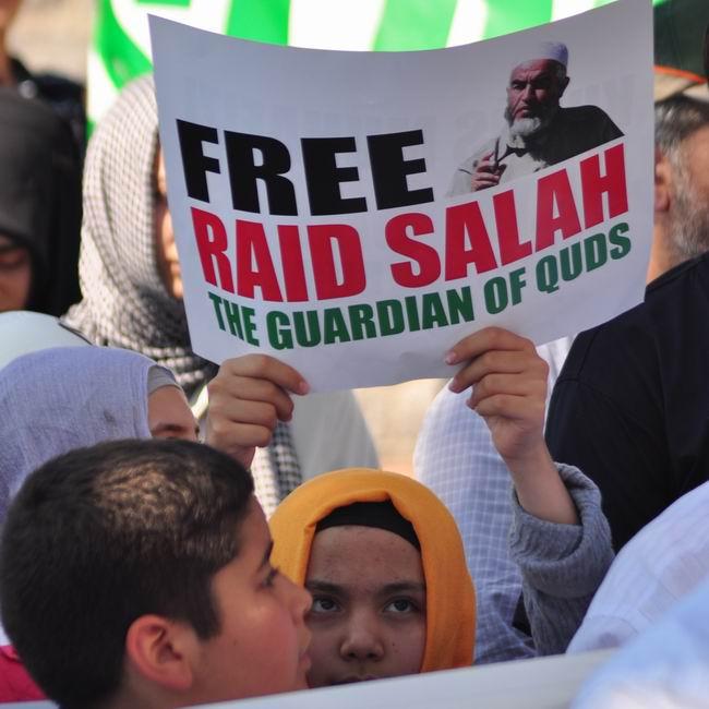 Raid Salaha Özgürlük Eylemi 14