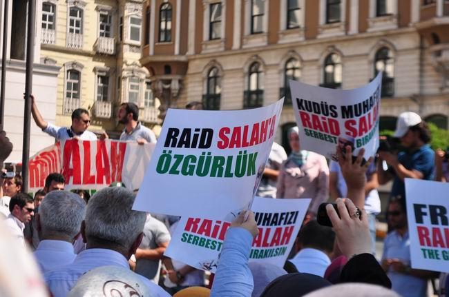 Raid Salaha Özgürlük Eylemi 8