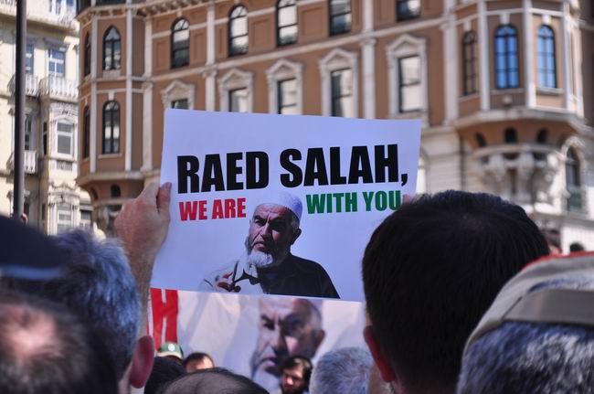 Raid Salaha Özgürlük Eylemi 9