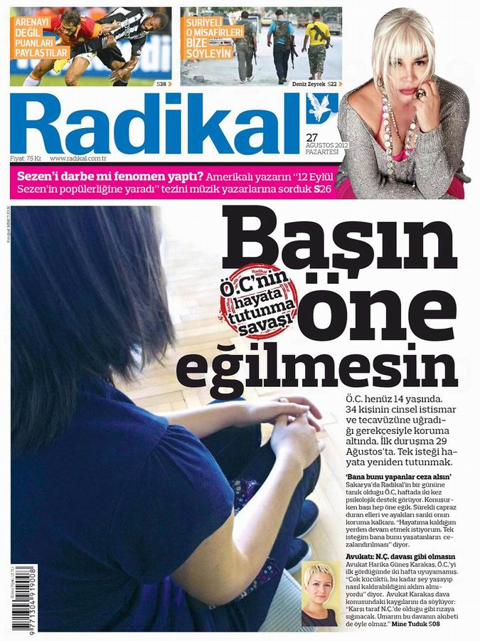 Gazete Manşetleri - 27 Ağustos Pazartesi 10