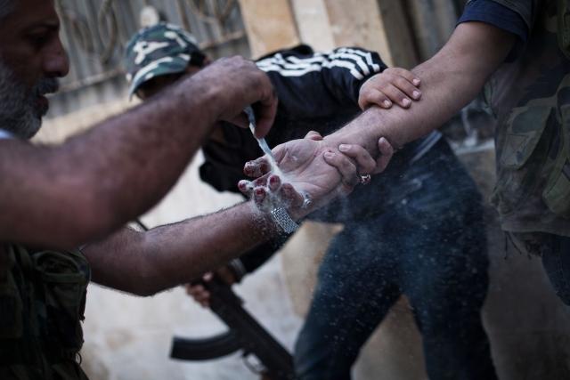 Suriye Direnişinden Fotoğraflar 10