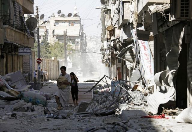 Suriye Direnişinden Fotoğraflar 11