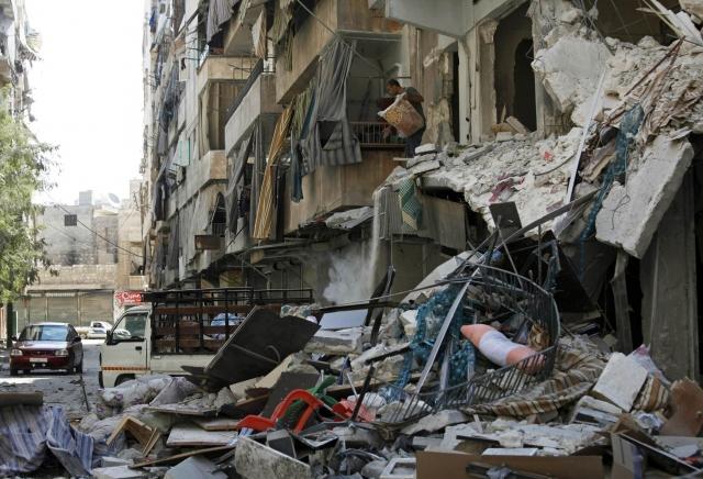 Suriye Direnişinden Fotoğraflar 12