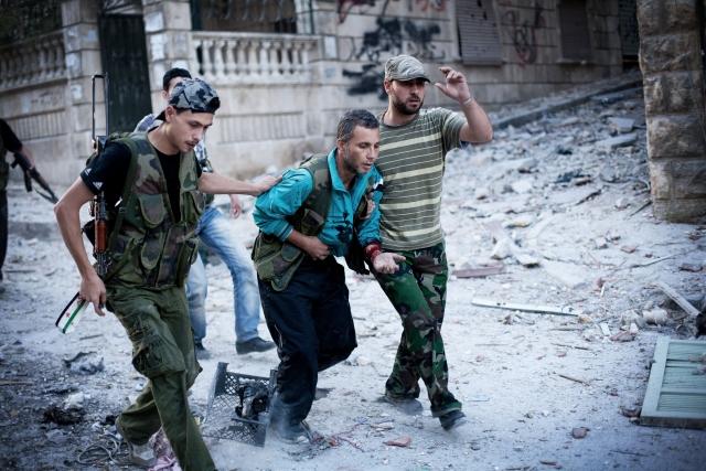 Suriye Direnişinden Fotoğraflar 13