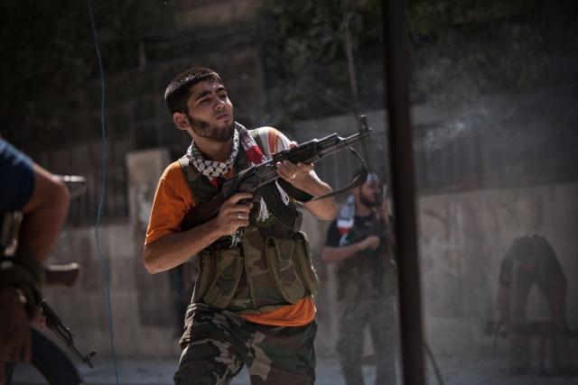 Suriye Direnişinden Fotoğraflar 14