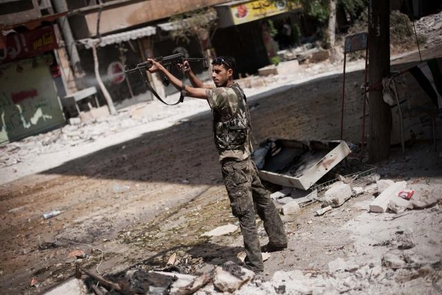 Suriye Direnişinden Fotoğraflar 2