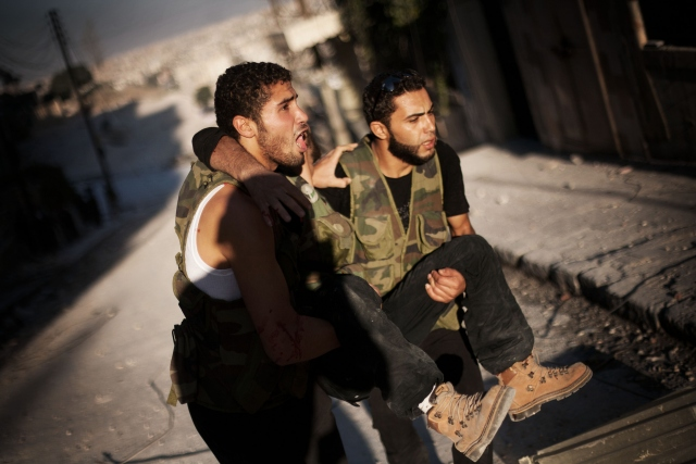 Suriye Direnişinden Fotoğraflar 3