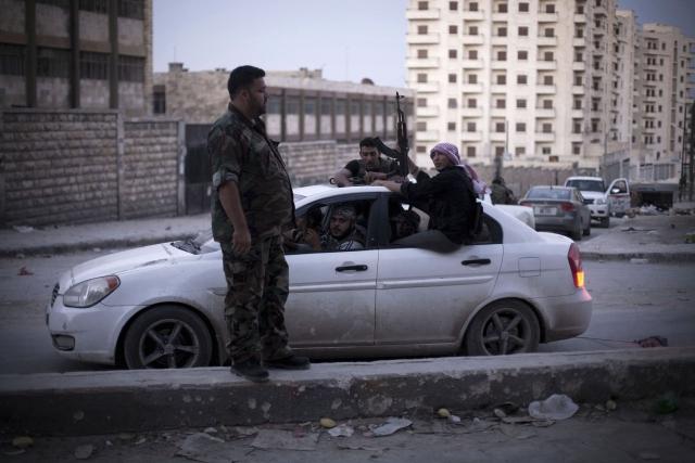 Suriye Direnişinden Fotoğraflar 5