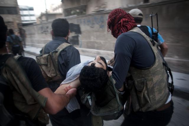 Suriye Direnişinden Fotoğraflar 8