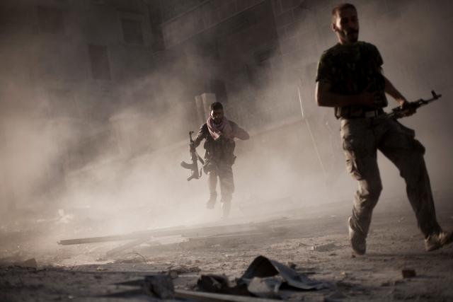 Suriye Direnişinden Fotoğraflar 9