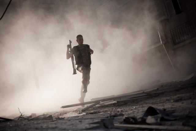 Suriye Direnişinden Fotoğraflar