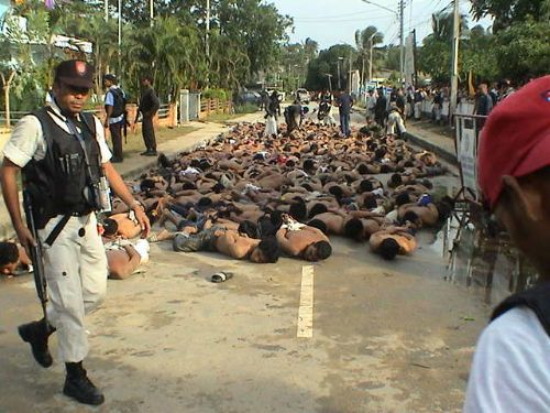 Patanili Müslümanların Yaşadığı Zulüm 1