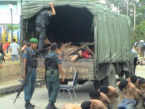Patanili Müslümanların Yaşadığı Zulüm 2