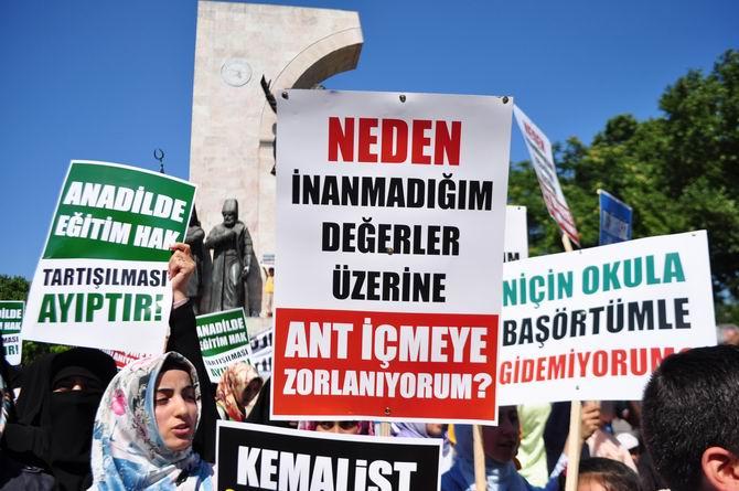 Irkçı-Kemalist Müfredata Son! 23