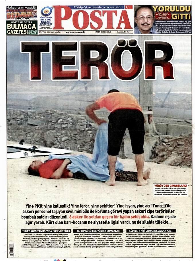 Gazete Manşetleri - 26 Eylül Çarşamba 13