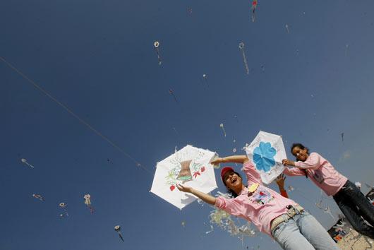 Gazzede Uçurtma Rekoru 12