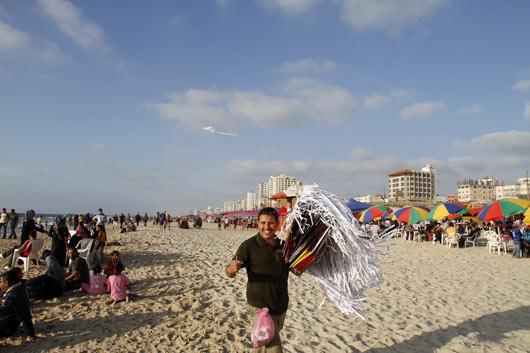 Gazzede Uçurtma Rekoru 15