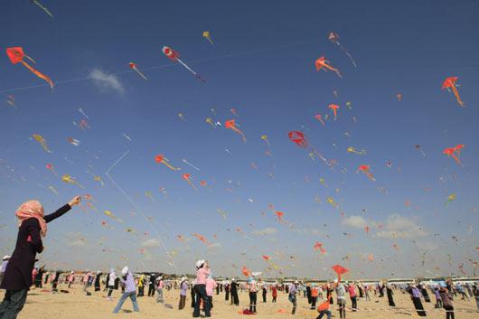 Gazzede Uçurtma Rekoru 5