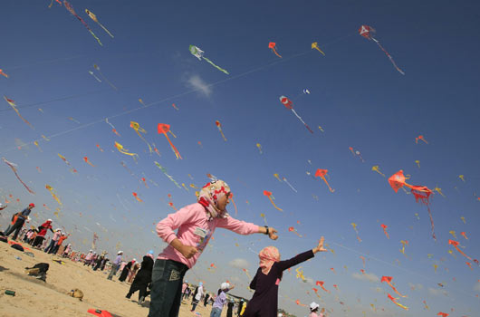 Gazzede Uçurtma Rekoru 6