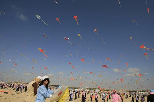 Gazzede Uçurtma Rekoru 7