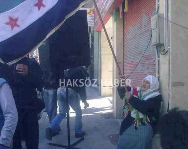 Suriye Devriminin Kadınları 11