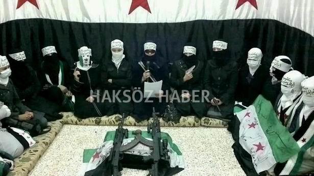 Suriye Devriminin Kadınları 2