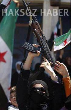 Suriye Devriminin Kadınları 3