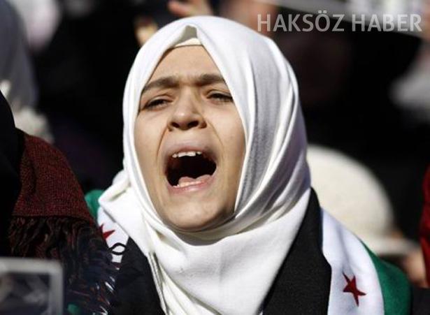 Suriye Devriminin Kadınları 4