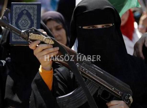 Suriye Devriminin Kadınları 5