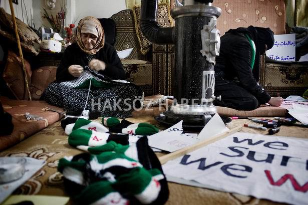 Suriye Devriminin Kadınları 6