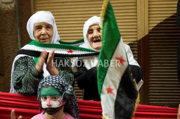 Suriye Devriminin Kadınları 8