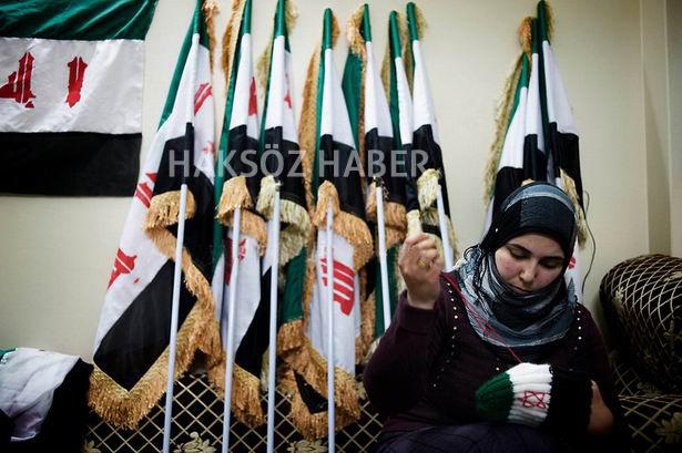 Suriye Devriminin Kadınları 9