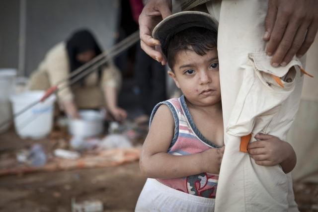 ÇOCUKLAR: Suriyede En Çok Onlar Ölüyorlar! 1