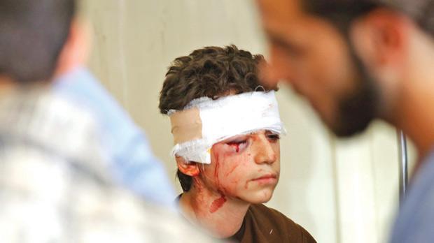 ÇOCUKLAR: Suriyede En Çok Onlar Ölüyorlar! 10