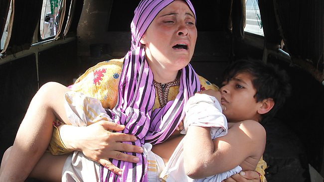 ÇOCUKLAR: Suriyede En Çok Onlar Ölüyorlar! 13