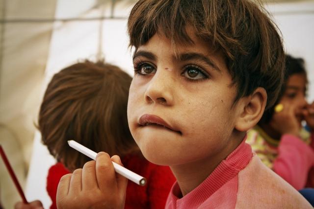 ÇOCUKLAR: Suriyede En Çok Onlar Ölüyorlar! 14