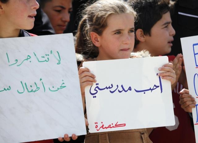 ÇOCUKLAR: Suriyede En Çok Onlar Ölüyorlar! 16