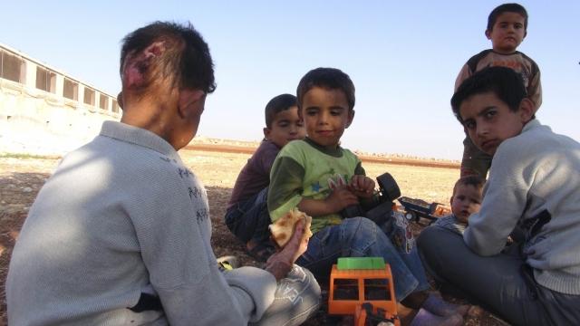ÇOCUKLAR: Suriyede En Çok Onlar Ölüyorlar! 18
