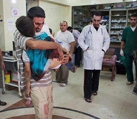 ÇOCUKLAR: Suriyede En Çok Onlar Ölüyorlar! 19