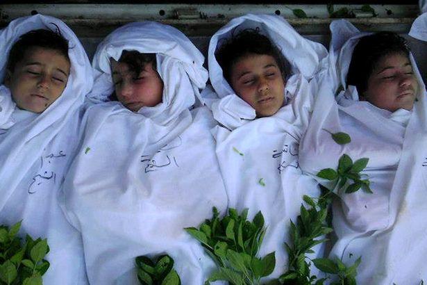 ÇOCUKLAR: Suriyede En Çok Onlar Ölüyorlar! 20