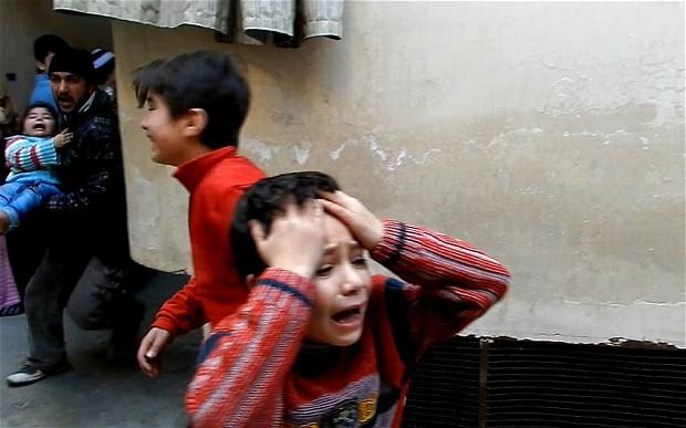 ÇOCUKLAR: Suriyede En Çok Onlar Ölüyorlar! 7