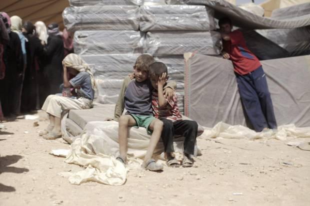 ÇOCUKLAR: Suriyede En Çok Onlar Ölüyorlar! 9