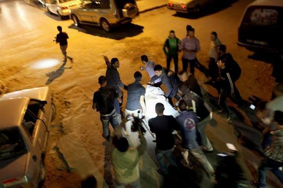 Gazzede Katliam 1