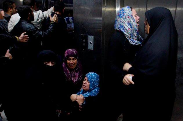 Gazzede Katliam 11
