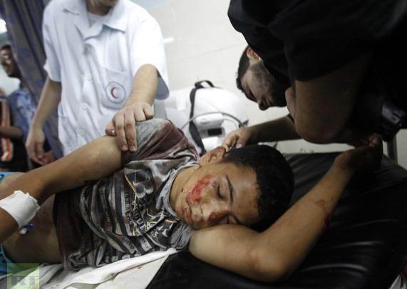 Gazzede Katliam 14